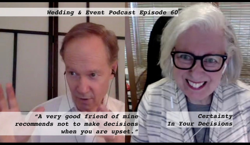 Wedding & Event Podcast Episode 60